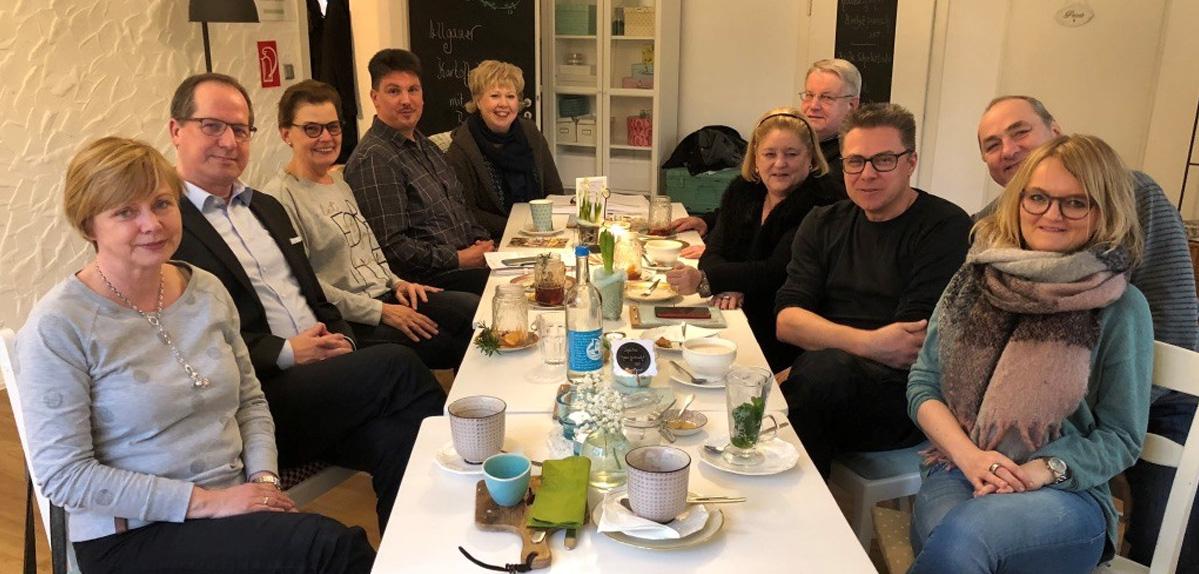 Treffen in Dortmund